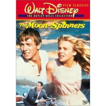The Moon-Spinners DVD