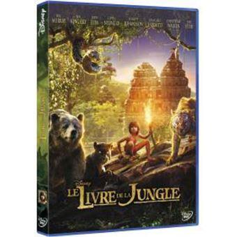 Le livre de la jungleLe Livre de la Jungle DVD