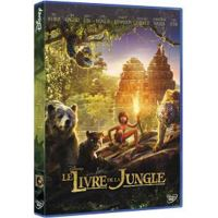 Le Livre de la Jungle DVD