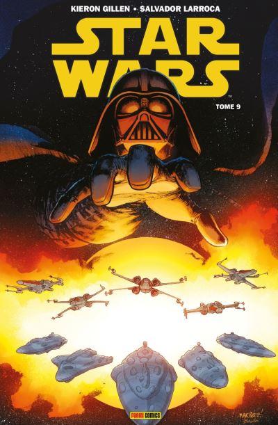 Star Wars T09 - La mort de l'espoir - 9782809488661 - 14,99 €