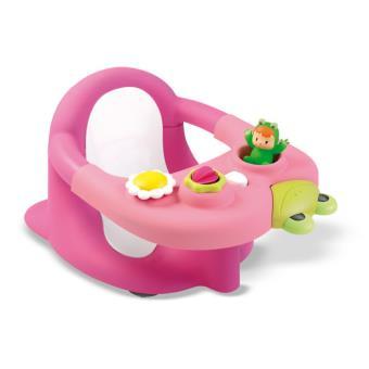 si ge de bain smoby cotoons rose jouet pour le bain achat prix fnac. Black Bedroom Furniture Sets. Home Design Ideas