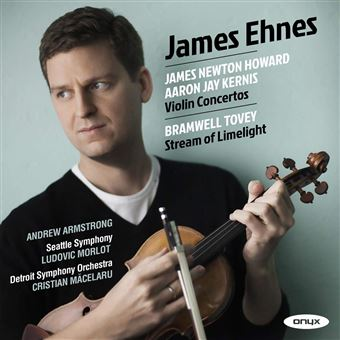 Violin Concertos Stream of Limelight