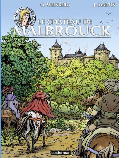 Les Voyages de Jhen - Le château de Malbrouck - 9782203195080 - 9,99 €