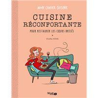 La cuisine réconfortante pour restaurer les coeurs brisés - Mon cahier cuisine