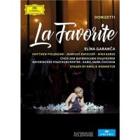 Donizetti : La Favorite Blu-ray