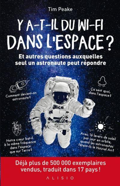 Y a-t-il du wi-fi dans l'espace ? - 9782379350634 - 11,99 €