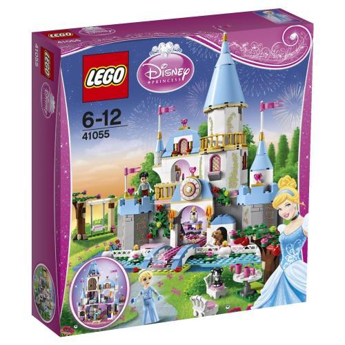 LEGO® Disney Princess 41055 Le château de Cendrillon
