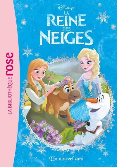 La Reine des Neiges 01 - Un nouvel ami - 9782011553546 - 3,99 €