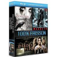 Conjurer - Macbeth - Deadly Pledge - Coffret Blu-Ray