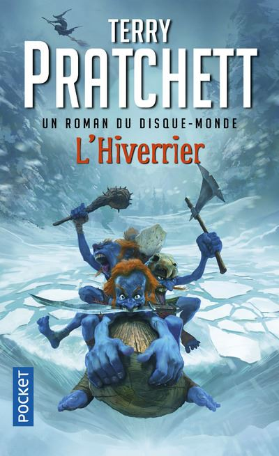 Les Annales du Disque-Monde - tome 31 L'Hiverrier