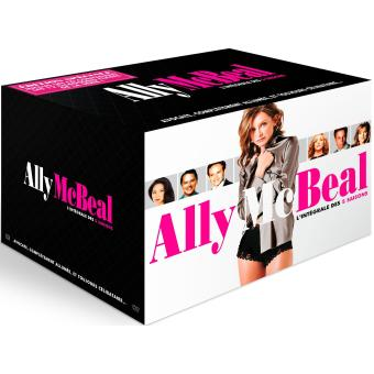 Ally McBealAlly McBeal - Seizoen 1- 5 Special Edition