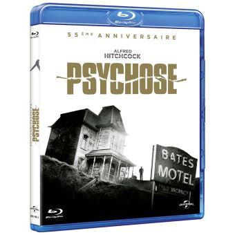 Psychose Edition du 55ème Anniversaire Blu-ray