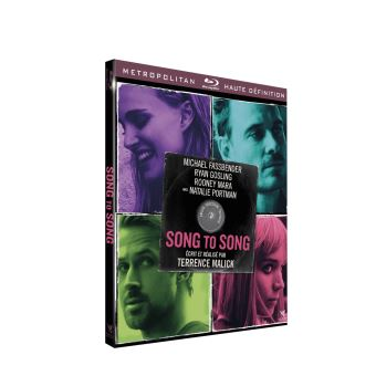 Song To Song -FR-BLURAY+BOOK