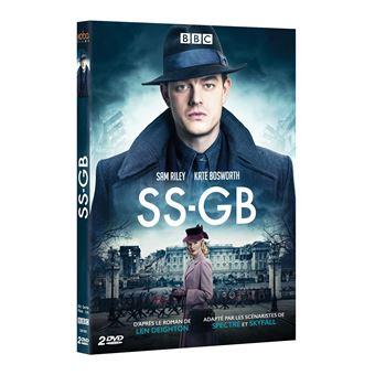 SS-GBSS-GB Saison 1 DVD