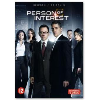 PERSON OF INTEREST S3-FR + NL
