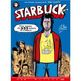 Starbuck Blu-ray