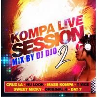 Kompa Live Mix Session Volume 2