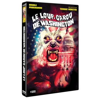 Le Loup-garou de Washington DVD