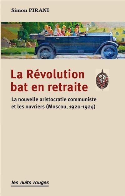 La révolution bat en retraite