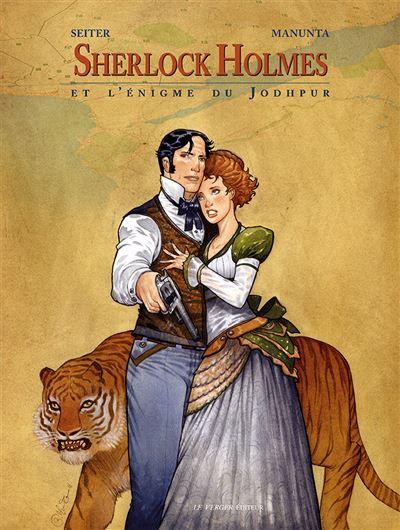 Sherlock Holmes et l'énigme du Jodhpur
