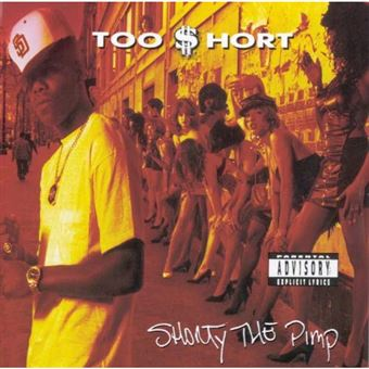 SHORTY THE PIMP/LP