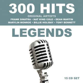 300 hits Legends