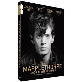 Mapplethorpe: A Look at the Pictures DVD