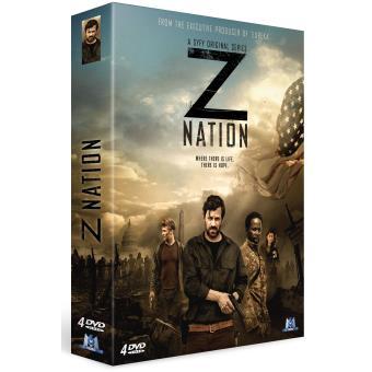 Z NationL'intégrale de la Saison 1 - 3 DVD