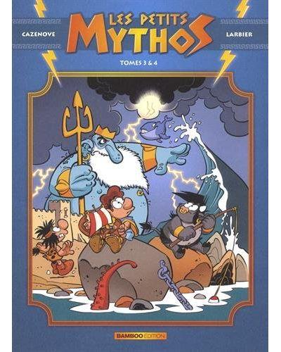 Les petits mythos - écrin tomes 03 et 04