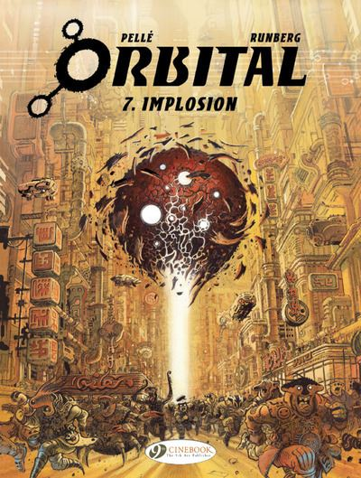 Orbital - tome 7 Implosion
