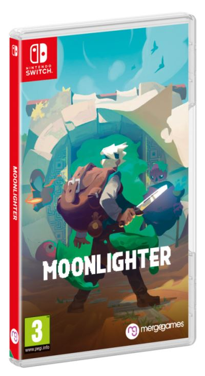 Moonlighter Nintendo Switch