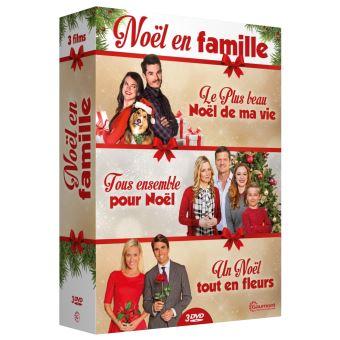 Coffret Noël en famille 3 Films DVD
