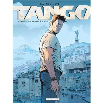 TangoQuitte ou double à Quito
