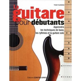 La guitare pour débutants