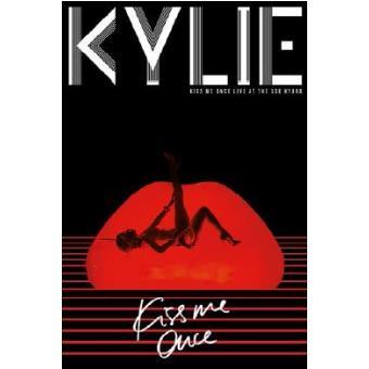 Kiss me once live - 2 CD + DVD