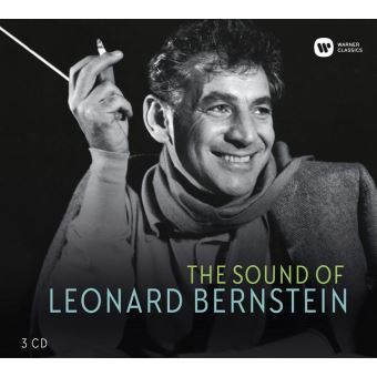 The Sound Of Leonard Bernstein Coffret Digipack