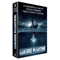 Coffret Guerre Maritime 3 films DVD