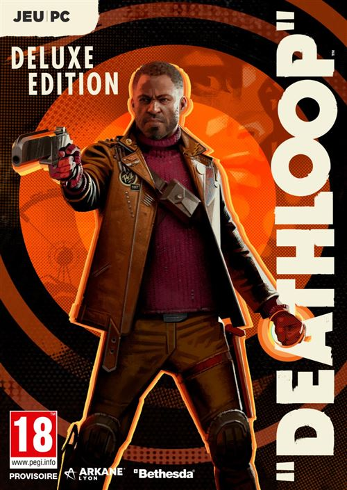 Deathloop Edition Deluxe PC