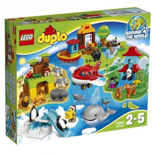 prix LEGO 10805 Le Tour Du Monde