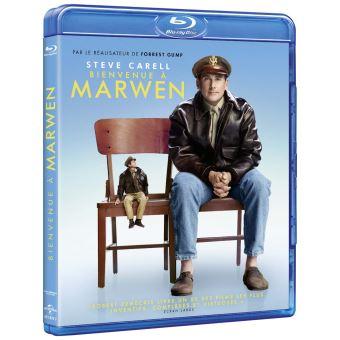 Bienvenue à Marwen Exclusivité Fnac Blu-ray