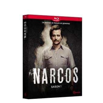 NarcosNarcos Saison 1 Blu-ray