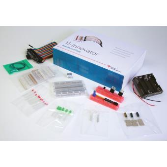 Pack platine d'essais Texas Instruments TI-Innovator