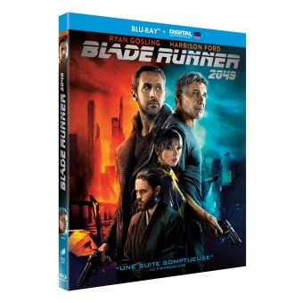Blade Runner 2049 Blu-ray