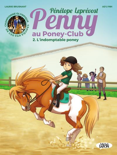 L'indomptable Poney
