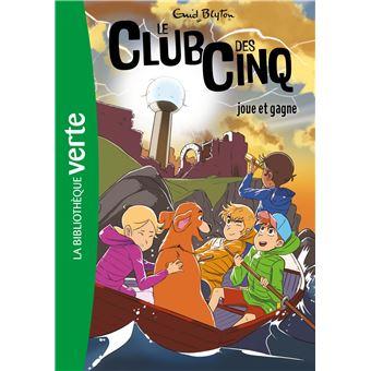 Le Club des CinqLe Club des Cinq