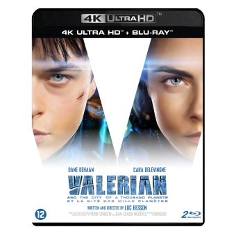The City Of A Thousand Planets (Steelbook) Bluray 4K