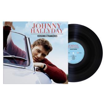 Johnny chante en langue étrangère