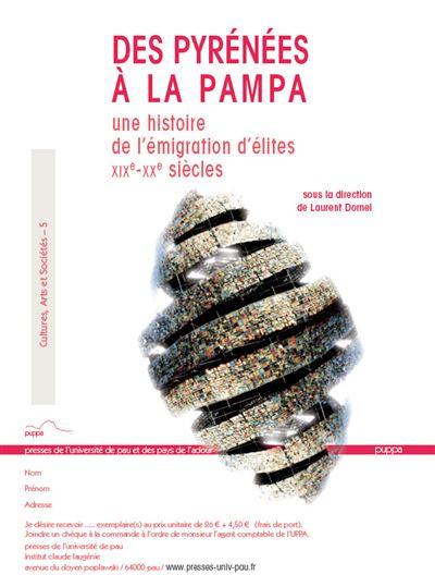 Des Pyrénées à la Pampa