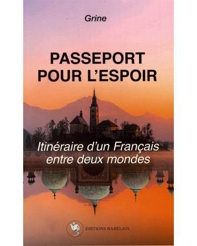 Passeport pour l'espoir