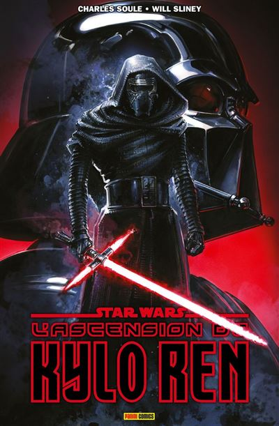 Star Wars : L'ascension de Kylo Ren - 9782809494556 - 10,99 €